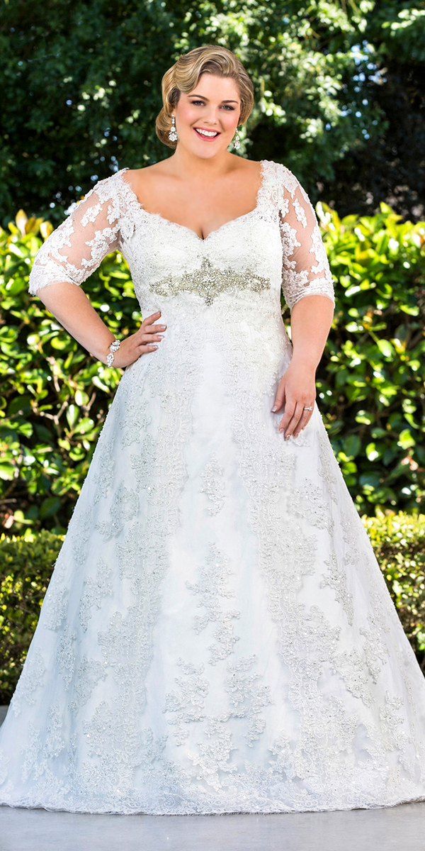 Cheap Wedding Dresses For Plus Size Women - Wedding Dresses ...