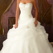 crystal beading organza applique wedding dress sexy womens wedding dresses