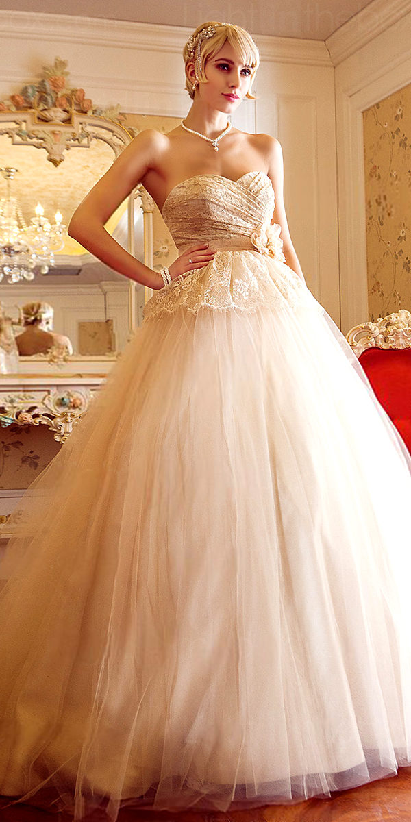 vintage a-line princess maternity wedding dress sexy womens bridal gowns