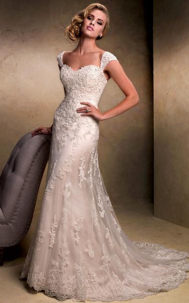 bridal gown custom size chart