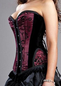 sexy women's lingerie corsets