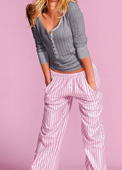 sexy women's sleepwear pajamas
