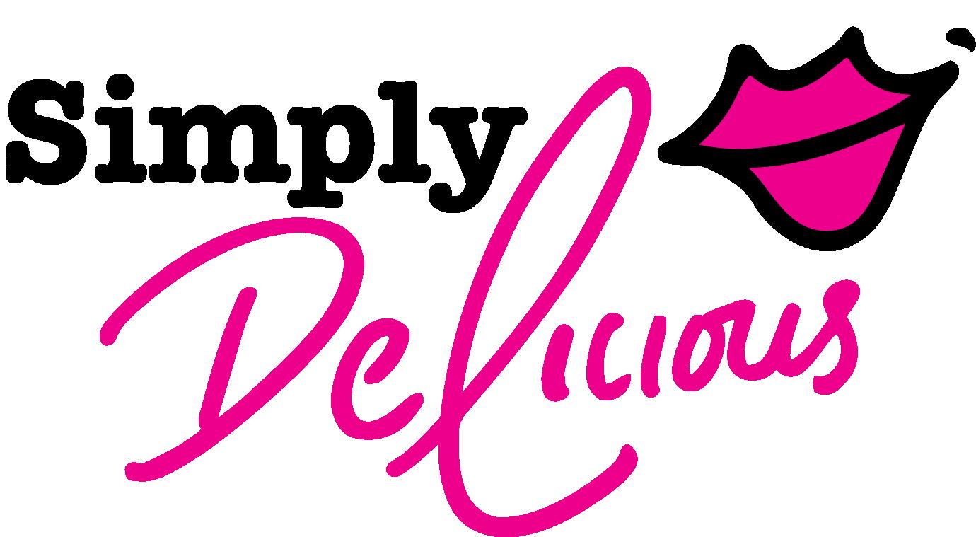 simply delicious fashion logo