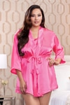 iCollection Satin Robe