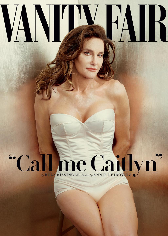 caitlyn jenner vanity fair cross-dressing