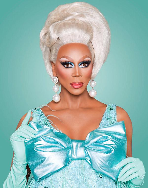 rupaul cross-dressing drag queen