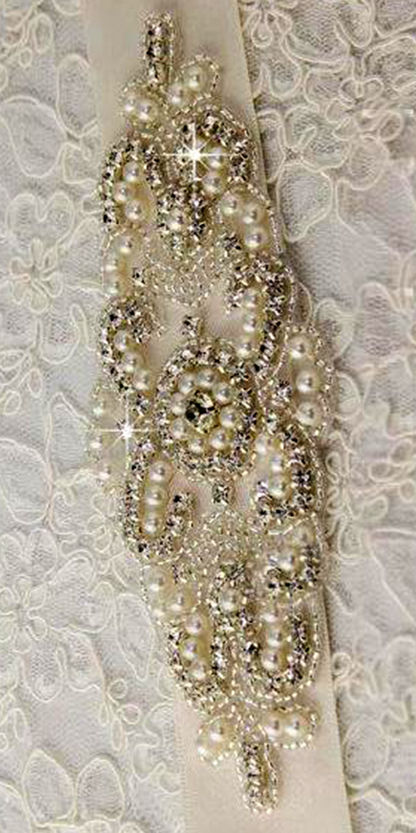 beaded bridal sash belt sexy wedding accessories