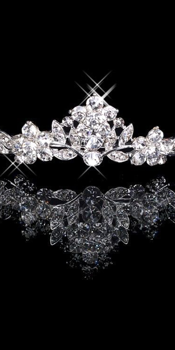 crystal bridal crown tiara sexy women's bridal accessories for wedding day