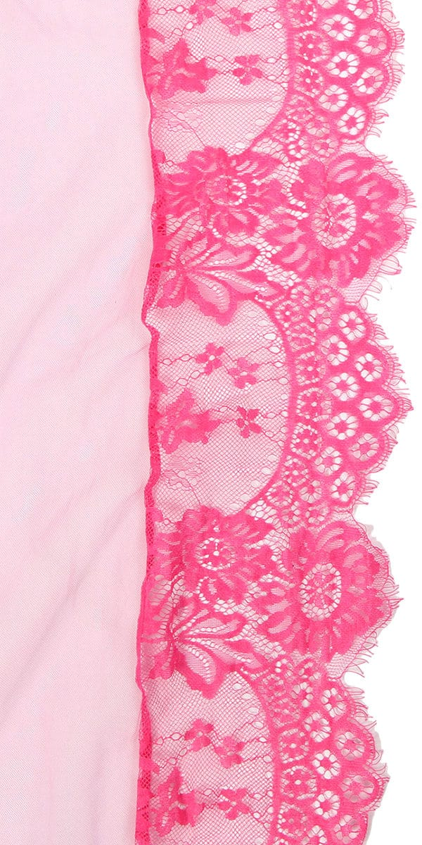 plus size long lace kimono gown with g-string sexy womens's lingerie curvy