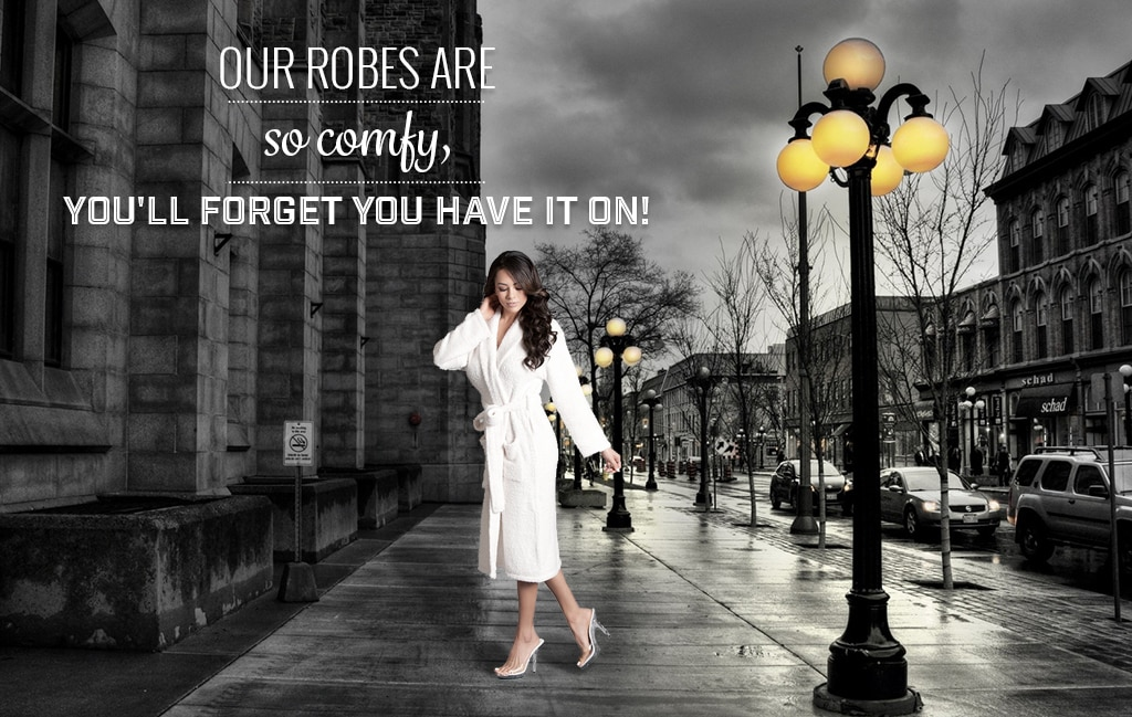 simply delicious robes loungewear banner