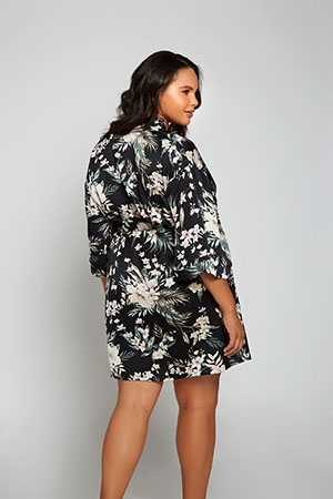 Plus Size Bella Robe