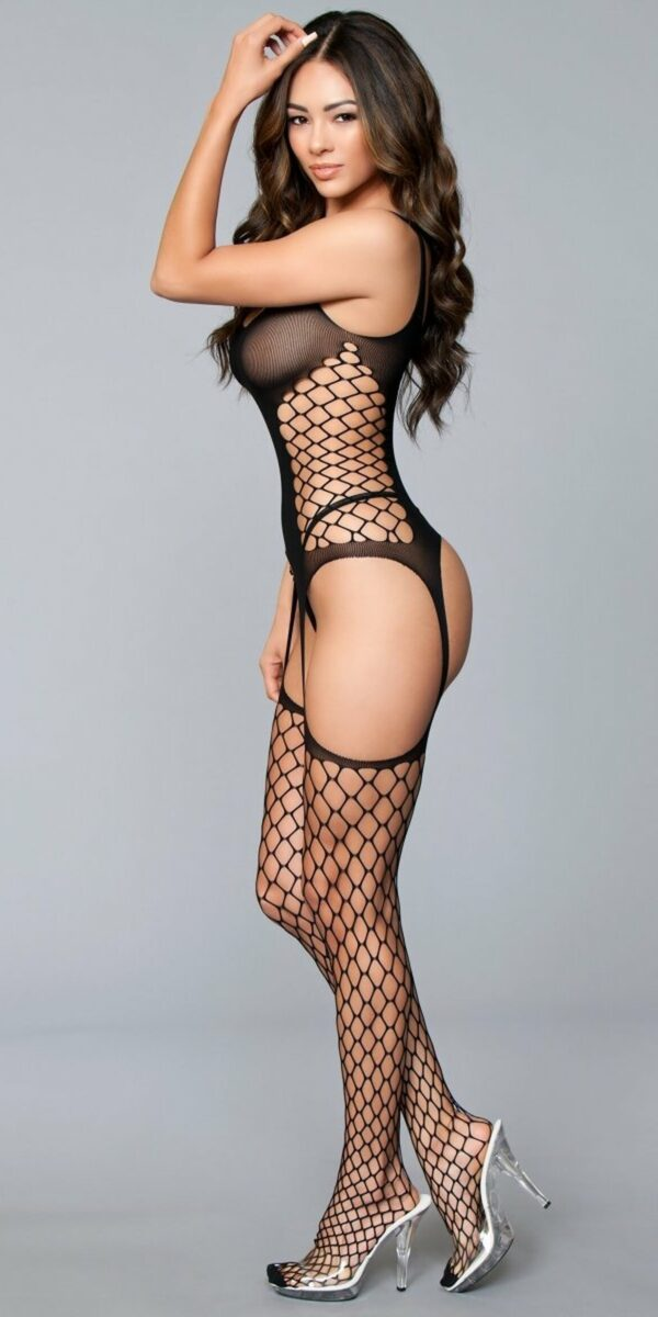 Can't afford to lose bodystocking
